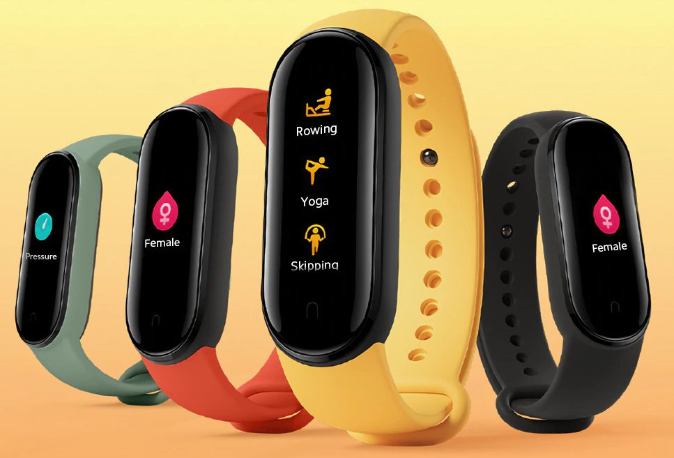 Offerta Xiaomi Mi Band 5 a 36€, Fitness Tracker 2020 con Ricarica Magnetica