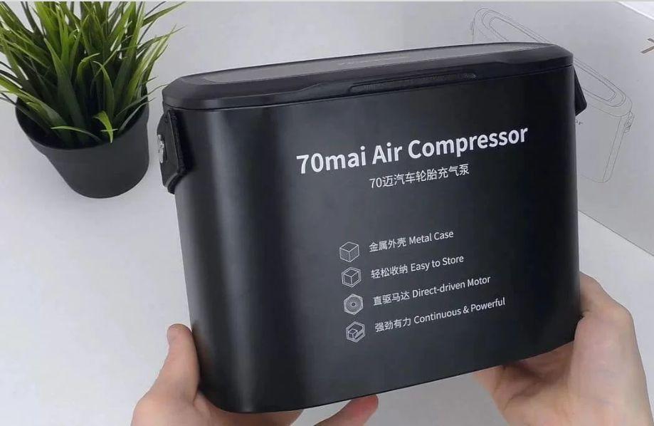 Xiaomi-70mai-TP01-1 Xiaomi 70mai TP01, Il miglior Compressore per Fai da te!