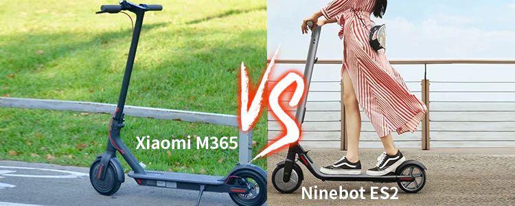 Xiaomi M365 VS Ninebot ES2, Monopattini 2020 a Confronto