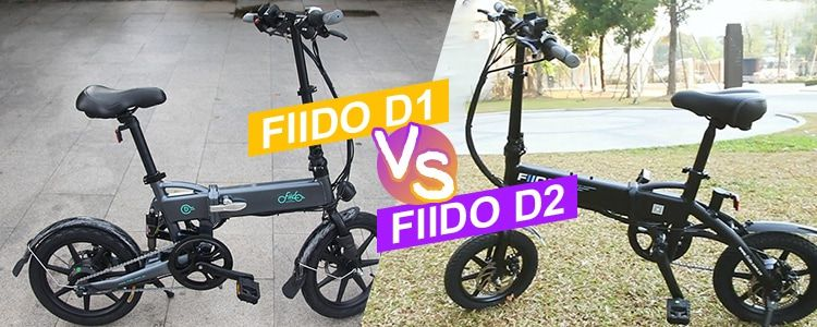 FIIDO D1 VS FIIDO D2, quale Bici Elettrica scegliere?
