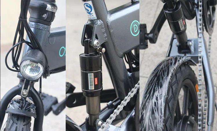 FIIDO-D1-VS-FIIDO-D2-4 FIIDO D1 VS FIIDO D2, quale Bici Elettrica scegliere?