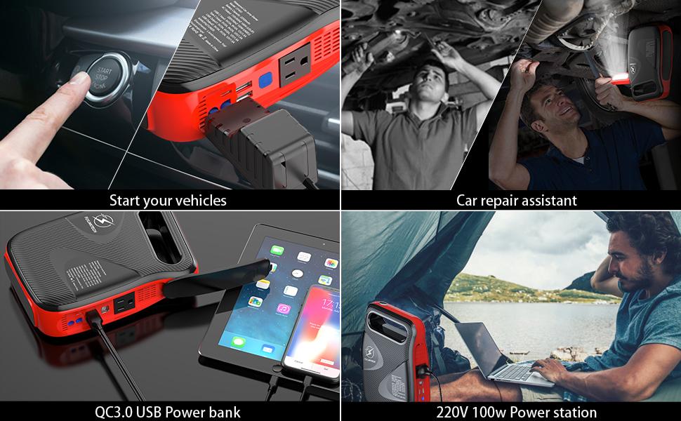 Guida: Miglior avviatore auto 2020 per emergenze