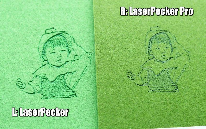 LaserPecker-Pro- Incisore laser LaserPecker Pro 2020: Dettagli e Offerte