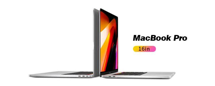 MacBook Pro 16, il Notebook 2020 perfetto per Fotografi