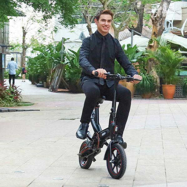 Offerta-DOHIKER-Y1-3 Offerta DOHIKER Y1 a 483€, MINI Bici Elettrica portabile