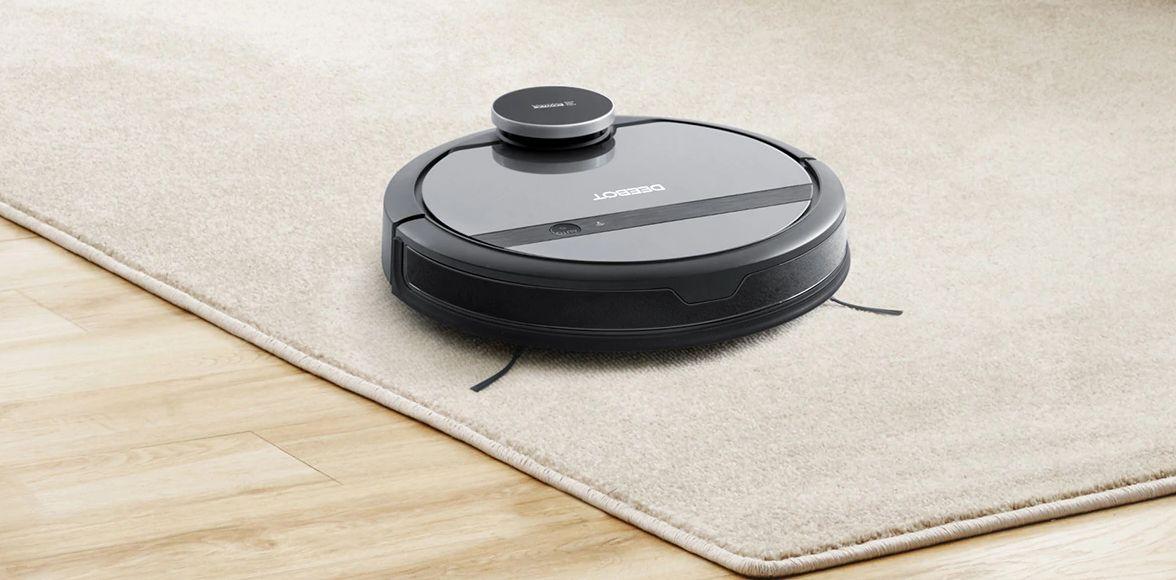 Offerta Ecovacs Deebot 901 a 132€, Aspirapolvere Conveniente per pulire CASA