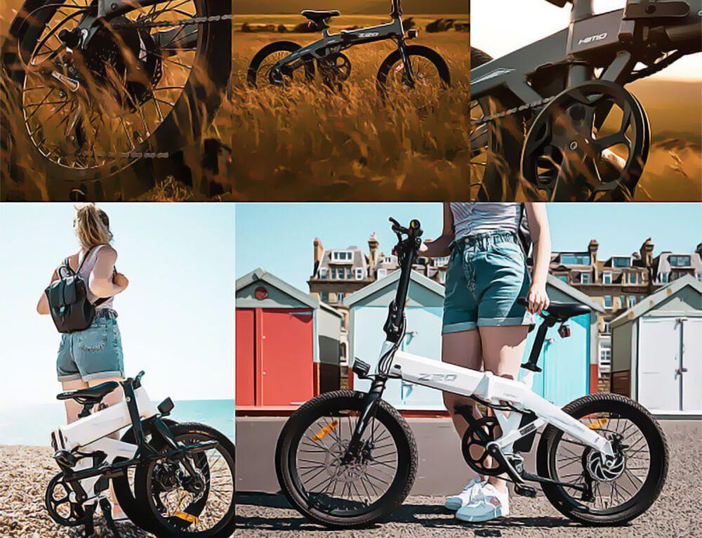 Offerta-Himo-Z20-14 Offerta Himo Z20 a 756€, Bici elettrica 2020 Autonomia 80km!