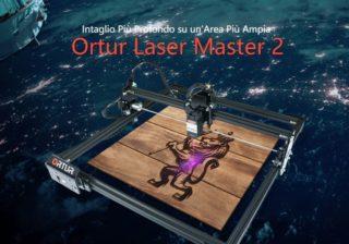 Offerta-ORTUR-Laser-Master-2-2-320x224 La migliore Stampante Economica 3D Alfawise U30 Pro, Dettagli e Offerte
