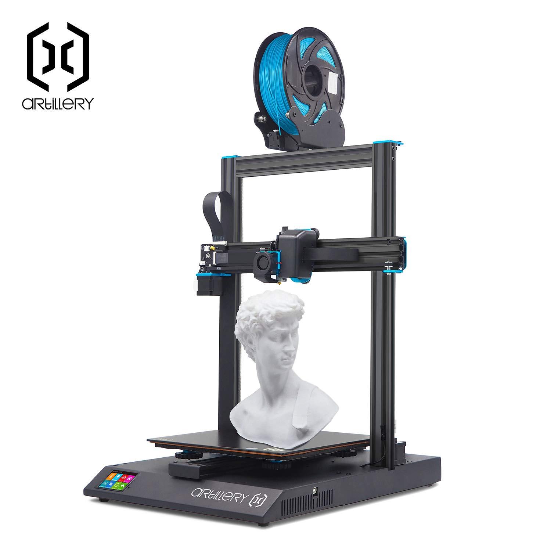 Offerta Sidewinder-X1 a 333€, Stampante 3D Fascia Media più venduta in Italia