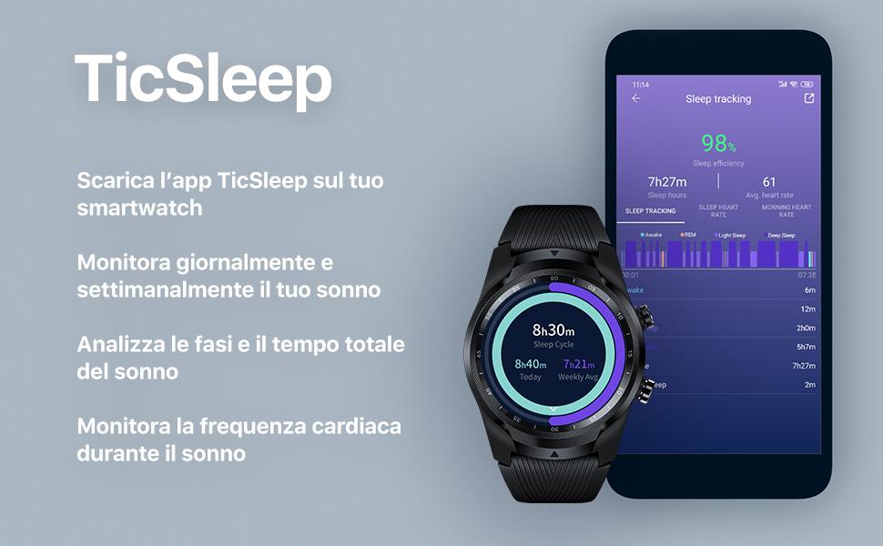 Offerta-TicWatch-Pro-2020-10 Offerta TicWatch Pro 2020 a 161€, Smartwatch Completo per fare tutto!