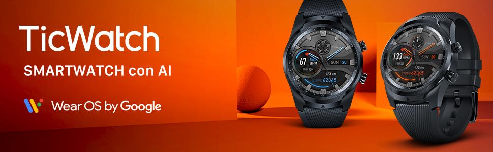 Offerta TicWatch Pro 2020 a 161€, Smartwatch Completo per fare tutto!