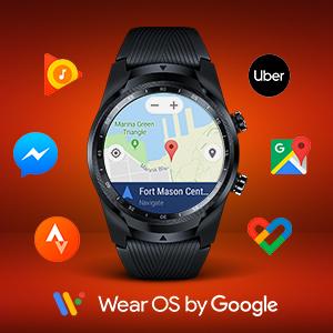 Offerta-TicWatch-Pro-2020-14 Offerta TicWatch Pro 2020 a 161€, Smartwatch Completo per fare tutto!