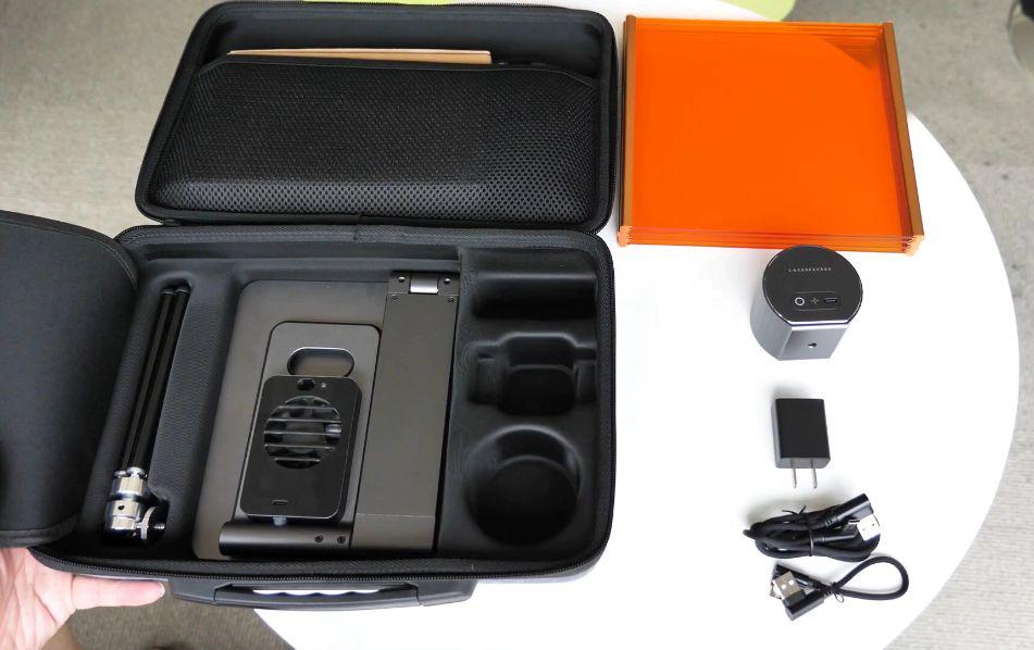 incisore-laser-LaserPecker-Pro-2020-3 Incisore laser LaserPecker Pro 2020: Dettagli e Offerte