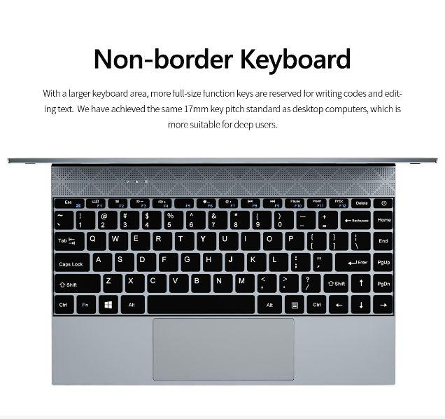 Offerta-KUU-Xbook-4 Offerta KUU Xbook a 257€, CLONE Macbook 2020 Economico
