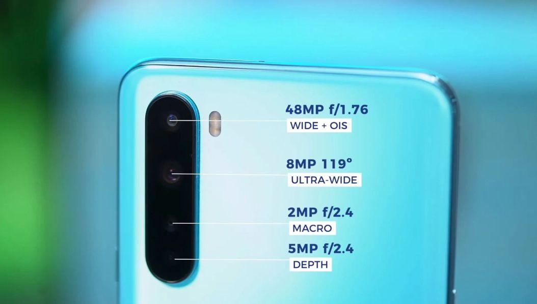 Oneplus-Nord-Miglior-Smartphone-5G-2020-5 Oneplus Nord, Miglior Smartphone 5G 2020 a 388€! Dettagli e Offerte