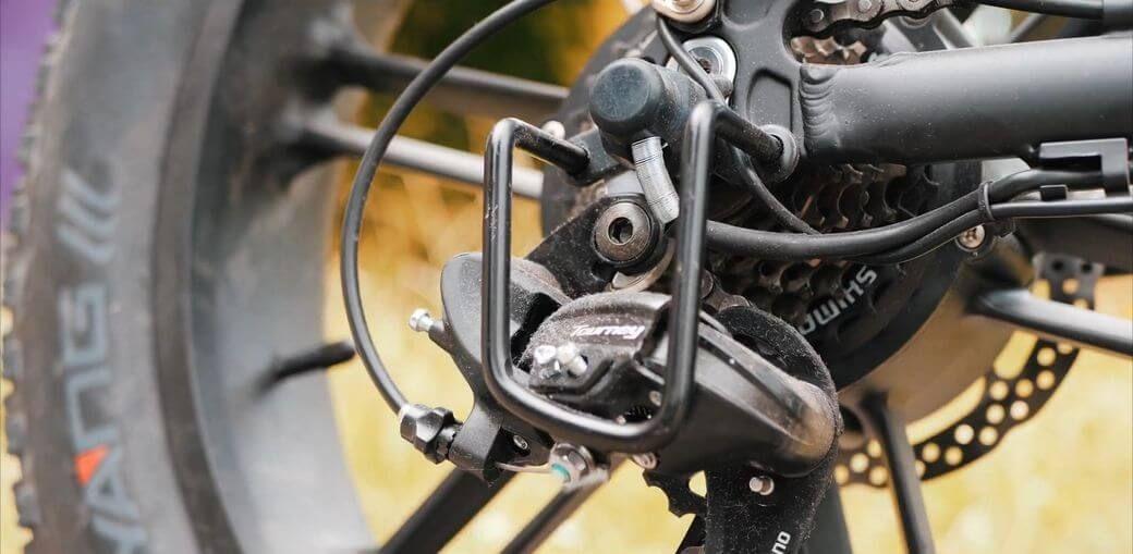Recensione-COMPLETA-ENGWE-EP-2-11 Recensione COMPLETA ENGWE EP-2, la Fat bike elettrica
