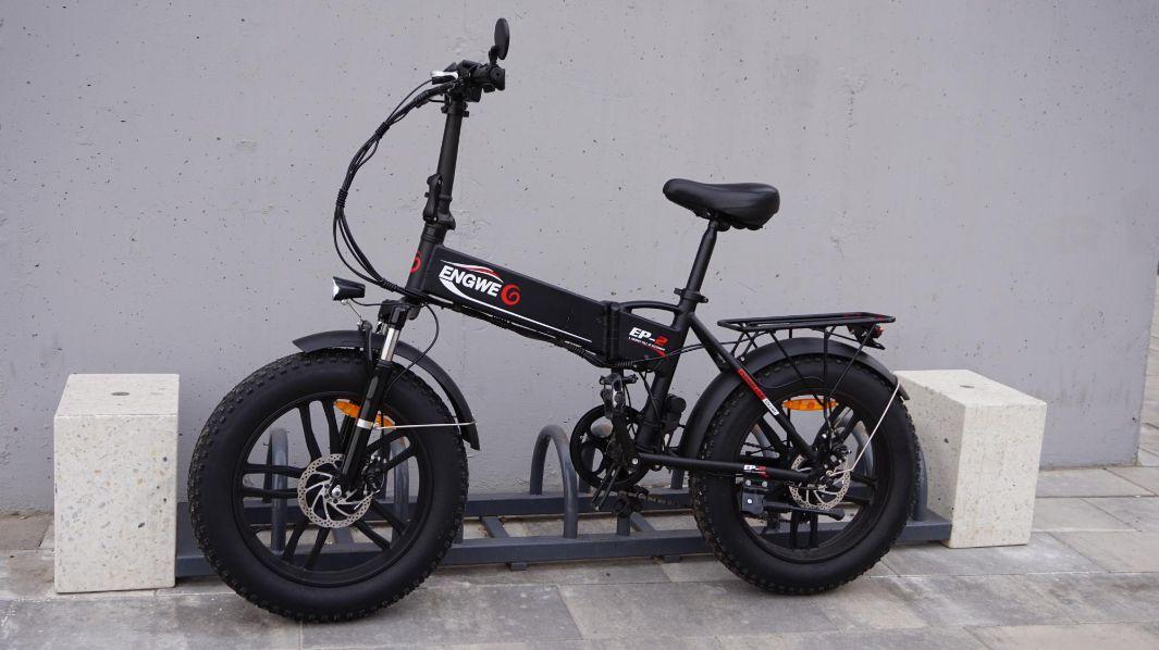 Recensione-COMPLETA-ENGWE-EP-2-2 Recensione COMPLETA ENGWE EP-2, la Fat bike elettrica