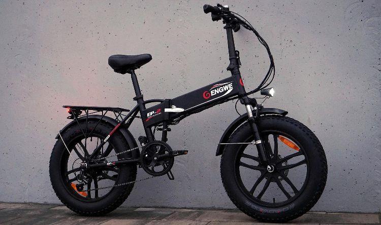 Recensione COMPLETA ENGWE EP-2, la Fat bike elettrica