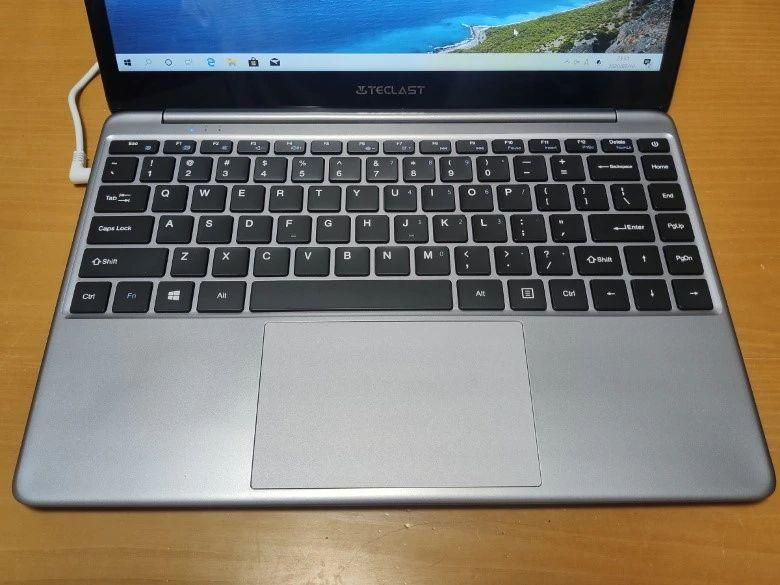 Teclast-F7S-13 Teclast F7S, Ultrabook Cinese 14 pollici a 240€: Dettagli e Offerte