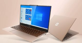 Jumper-EZbook-X3-Air-a-280E-4-320x169 Jumper EZbook S5, Miglior notebook cinese per Office e Video, Dettagli e Offerte