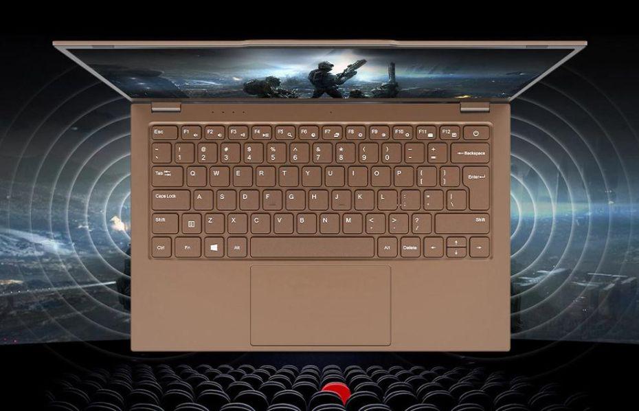 Jumper-EZbook-X3-Air-a-280E-5 Jumper EZbook X3 Air a 280€, notebook cinese 2020 ultrasottile! Dettagli e Offerte