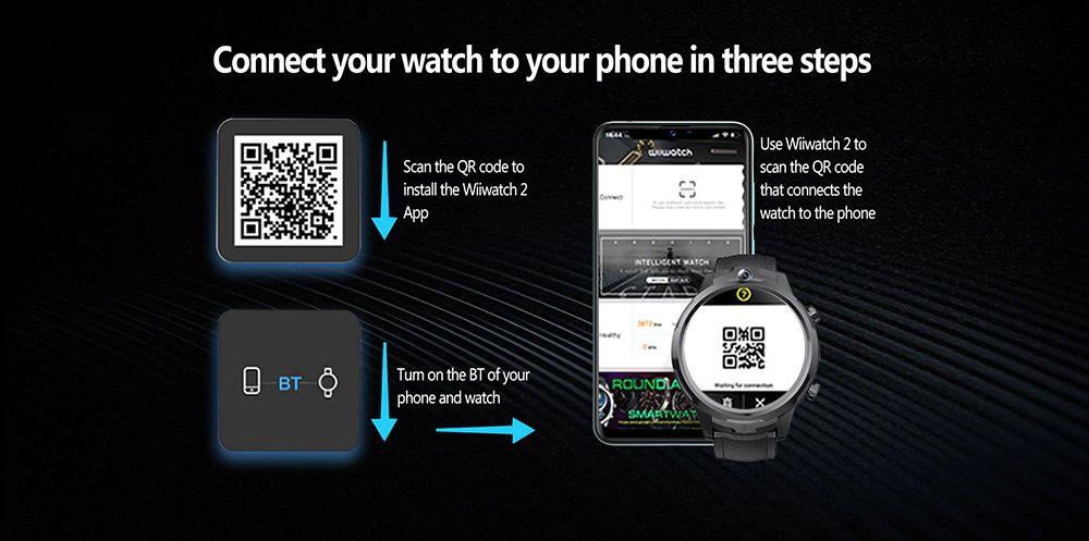 Offerta-ALLCALL-Awatch-GT2-1 Offerta ALLCALL Awatch GT2 a 107€, SmartWatch 4G per Telefonare!