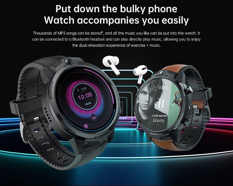 Offerta-ALLCALL-Awatch-GT2-4 Offerta ALLCALL Awatch GT2 a 107€, SmartWatch 4G per Telefonare!