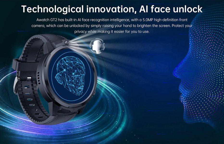 Offerta-ALLCALL-Awatch-GT2-5 Offerta ALLCALL Awatch GT2 a 107€, SmartWatch 4G per Telefonare!