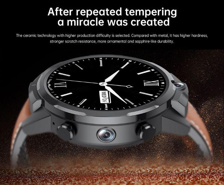 Offerta ALLCALL Awatch GT2 a 107€, SmartWatch 4G per Telefonare!