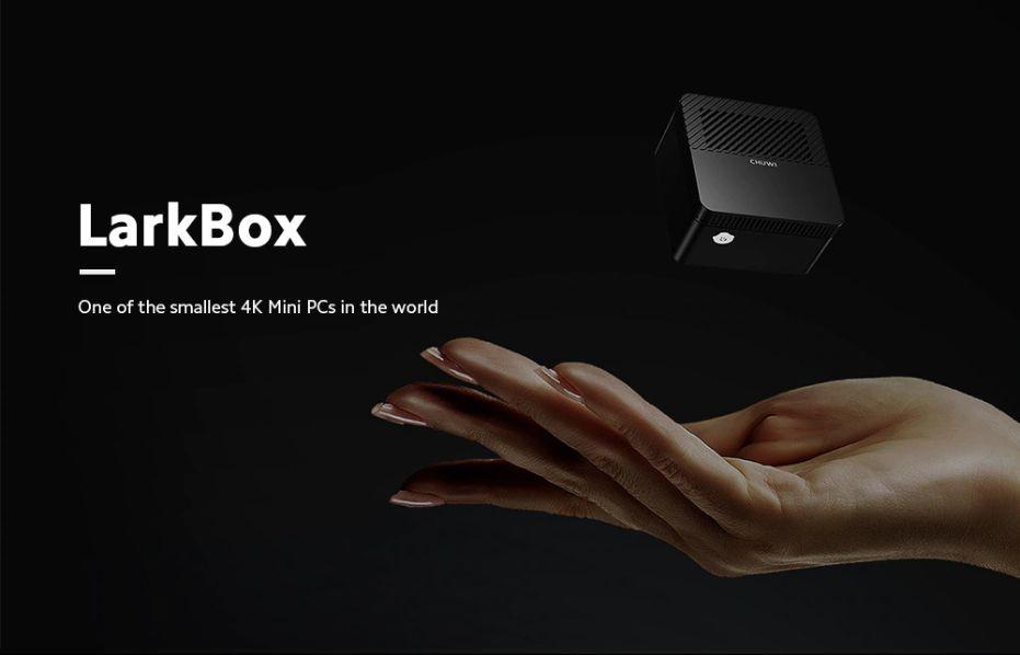 Offerta CHUWI LarkBox a 189€, il mini PC più piccolo al MONDO