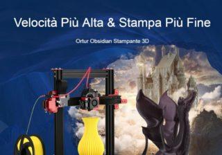 Offerta-Ortur-Obsidian-a-249E-1-320x224 Recensione Lotmaxx SC-10 Shark, Stampante 3D con Incisore! Novità 2020