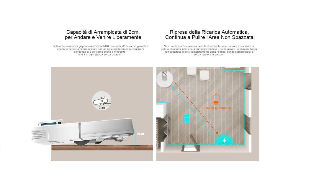 Offerta-VIOMI-SE-a-258E-2 Offerta VIOMI SE a 258€, Lava e Aspira nuovo Robot 2020