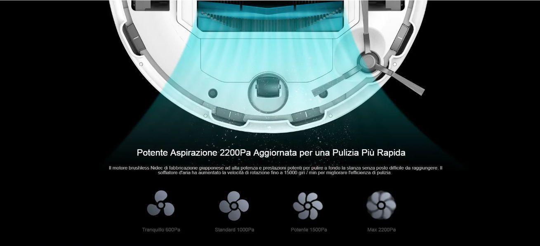 Offerta-VIOMI-SE-a-258E-5 Offerta VIOMI SE a 258€, Lava e Aspira nuovo Robot 2020