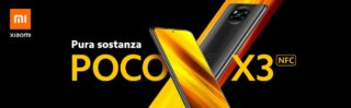 Offerta-Xiaomi-Poco-X3-3-320x99 Recensione Xiaomi Poco X3, nuovo Smartphone 2020 fascia Media