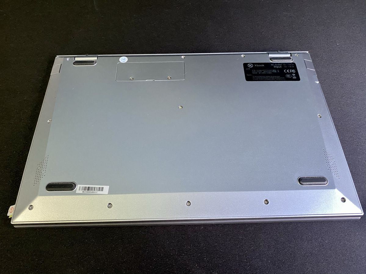 Recensione-KUU-Xbook-2 Recensione completa KUU Xbook, ultrabook cinese 2020
