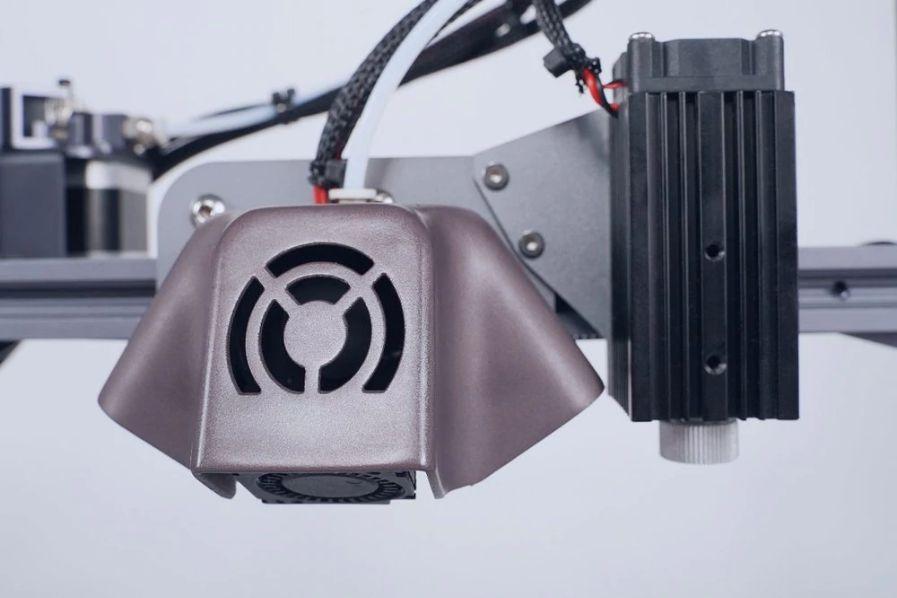 Recensione-Lotmaxx-SC-10-Shark-5 Recensione Lotmaxx SC-10 Shark, Stampante 3D con Incisore! Novità 2020