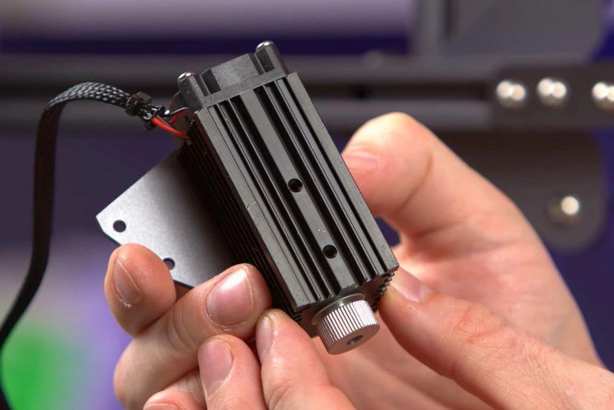 Recensione-Lotmaxx-SC-10-Shark-6 Recensione Lotmaxx SC-10 Shark, Stampante 3D con Incisore! Novità 2020