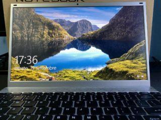 Recensione-completa-KUU-Xbook-10-320x240 Teclast F6 Plus è il notebook Cinese più conveniente del 2019, Dettagli e Offerte
