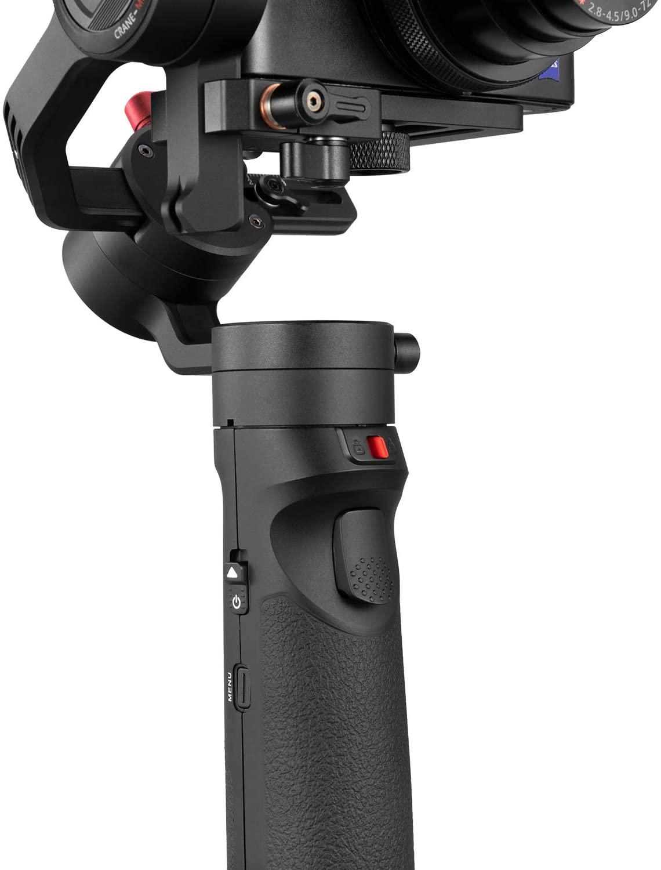 ZHIYUN-Crane-M2-6 Perchè ZHIYUN Crane-M2? Miglior Stabilizzatore Mirrorless e Smartphone