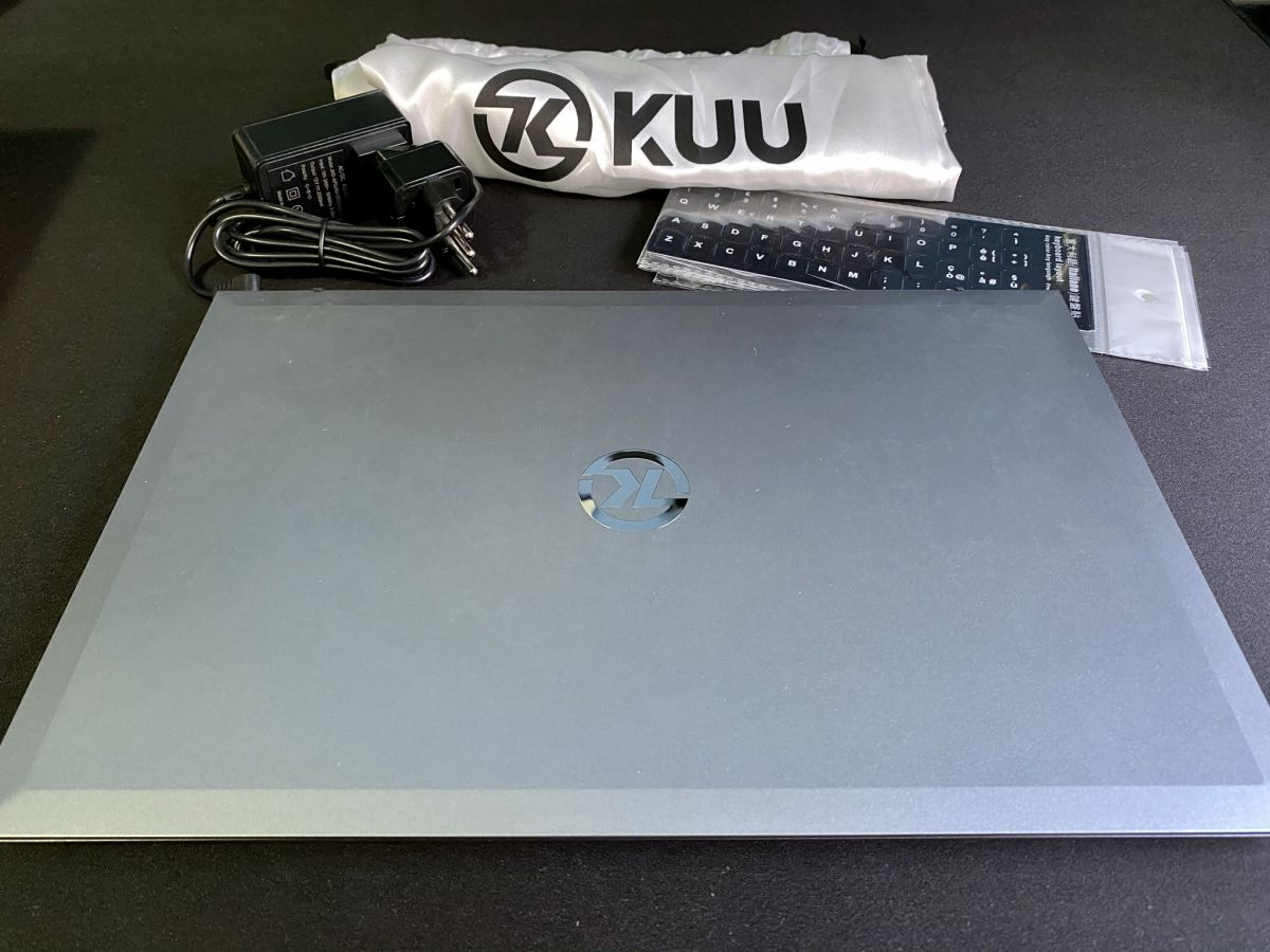 confezione-kuu-xbook Recensione completa KUU Xbook, ultrabook cinese 2020