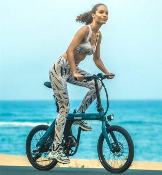 Offerta FIIDO D11 a 850€, Bici elettrica Super Leggera 2020