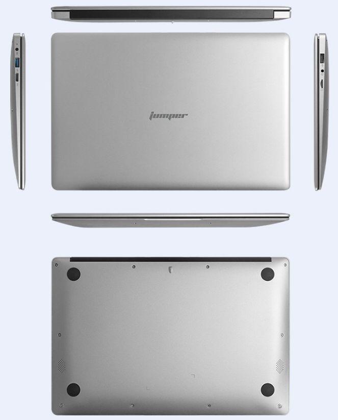 Offerta-Jumper-EZbook-S5-a-245E-1 Offerta Jumper EZbook S5 a 245€, Nuovo Ultrabook 2020 Economico