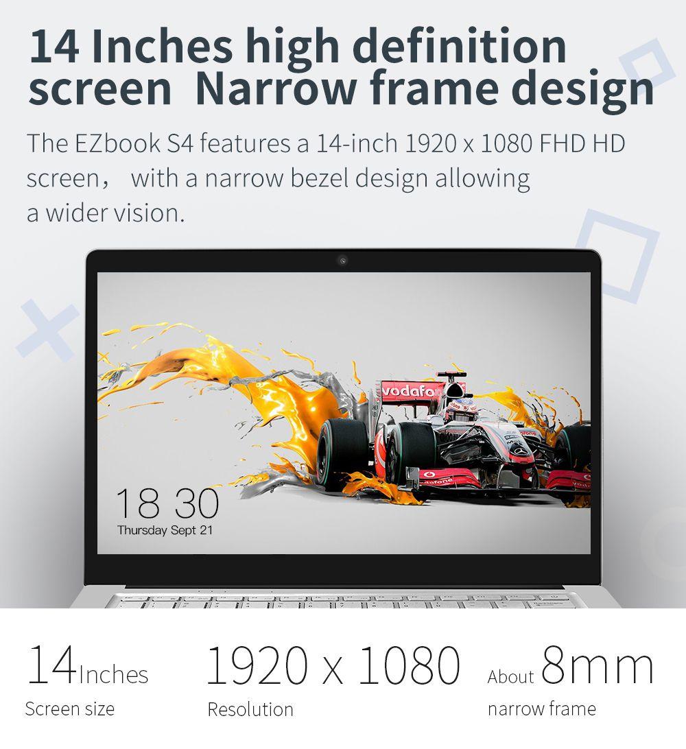 Offerta-Jumper-EZbook-S5-a-245E-Nuovo-Ultrabook-2020-2 Offerta Jumper EZbook S5 a 245€, Nuovo Ultrabook 2020 Economico