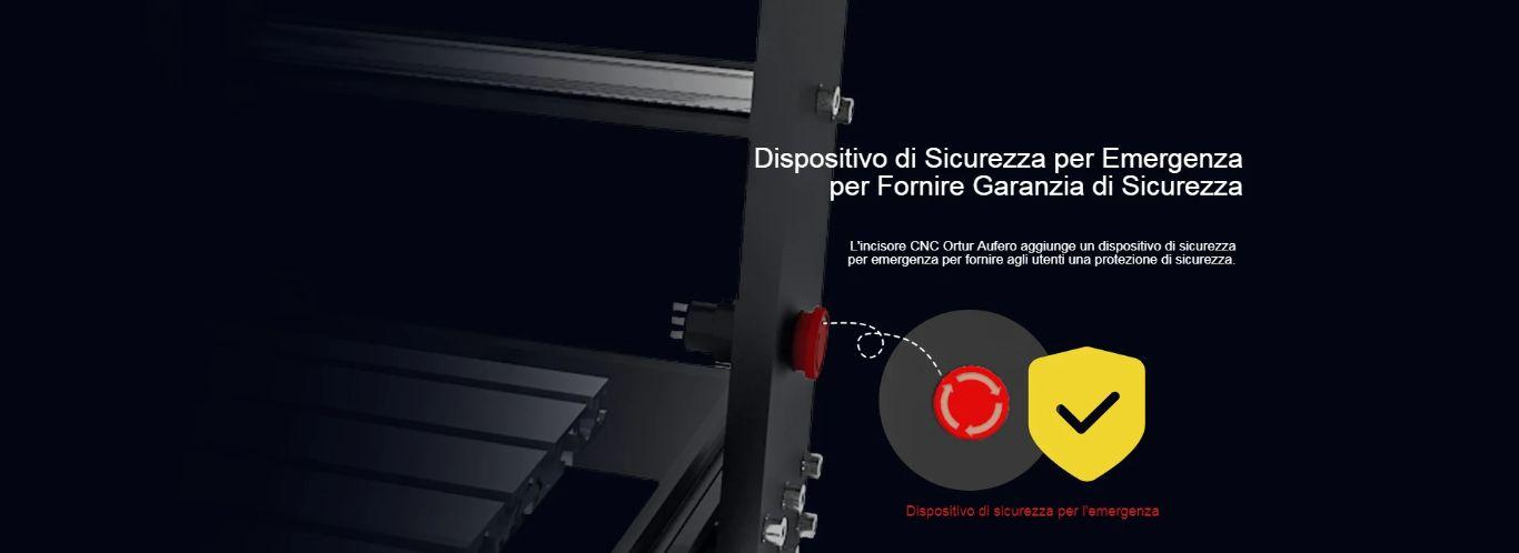 Offerta-Ortur-Aufero-a-240E-3 Offerta Ortur Aufero a 240€, Novità Incisore 2020 per Fai da te