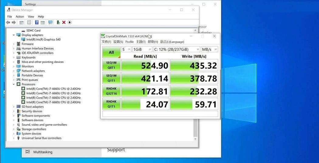 Recensione-Alldocube-i7Book-5 Recensione Alldocube i7Book, Ultrabook Cinese con Intel i7