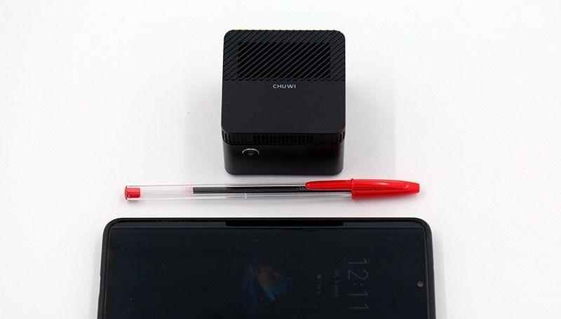 Recensione CHUWI LarkBox, Mini PC 2020 Ultra portatile