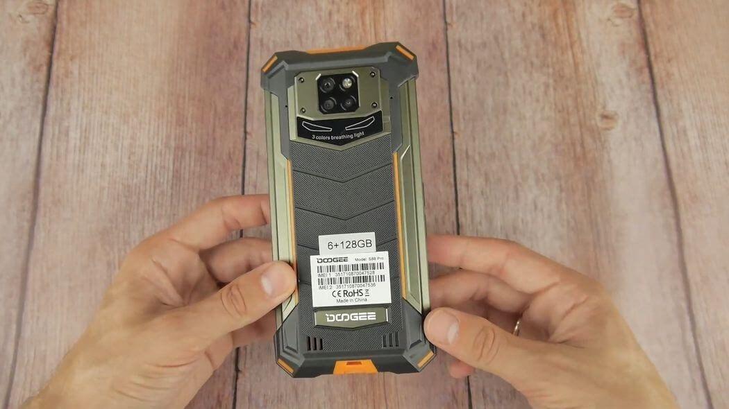 Recensione-Doogee-S88-Pro-10 Recensione Doogee S88 Pro, Rugged da 10000 mAh