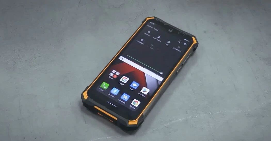 Recensione-Doogee-S88-Pro-7 Recensione Doogee S88 Pro, Rugged da 10000 mAh