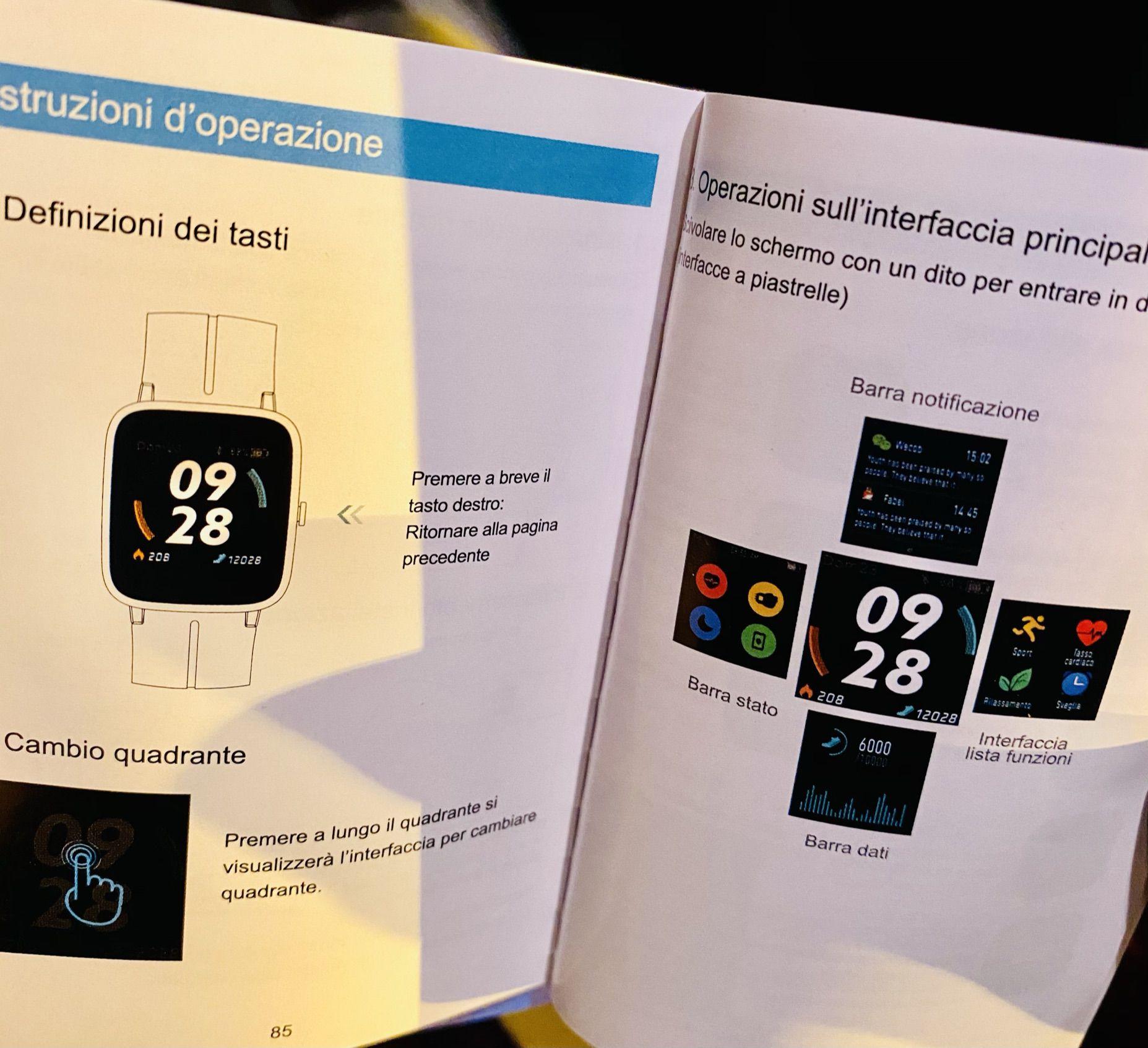 Recensione-TicKasa-Vibrant-1 Recensione TicKasa Vibrant, Fitness Smartwatch Economico