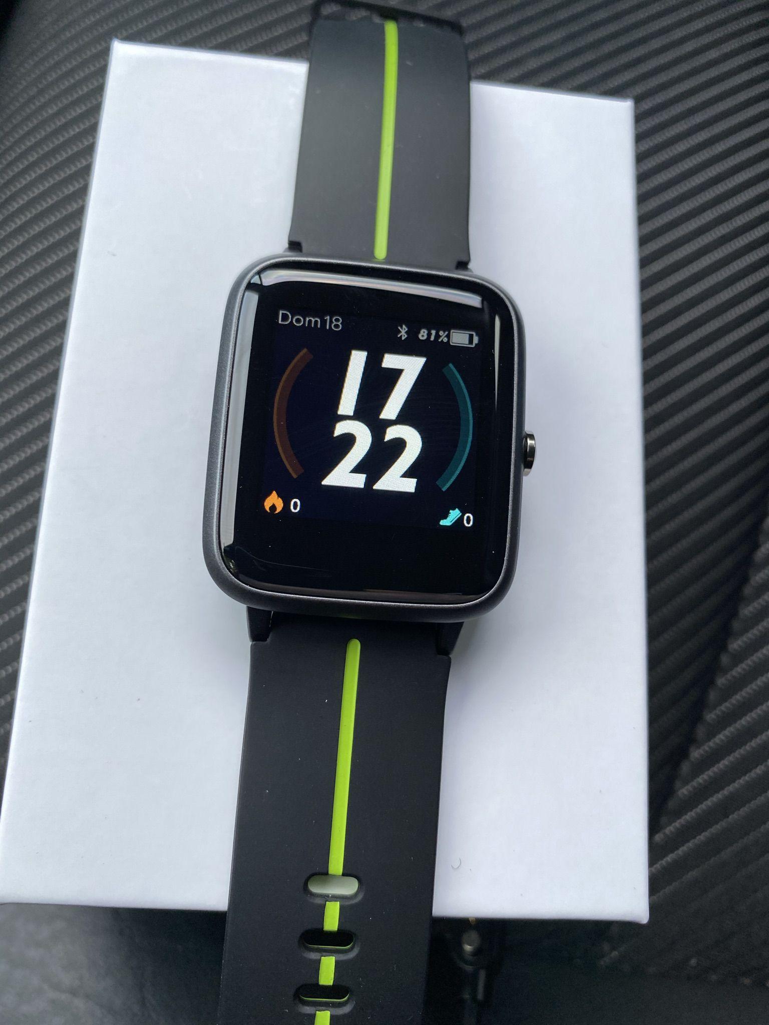 Recensione-TicKasa-Vibrant-10 Recensione TicKasa Vibrant, Fitness Smartwatch Economico